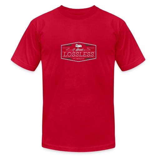 I Shoot Lossless - Men's Fine Jersey T-Shirt