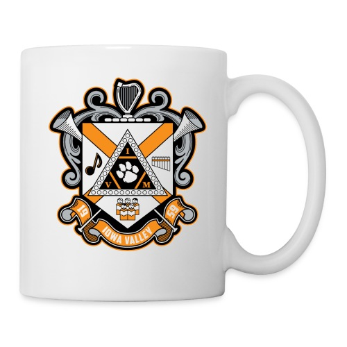 IV Music Crest Mug - Coffee/Tea Mug