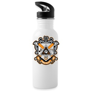 IV Music Crest Water Bottle - Water Bottle