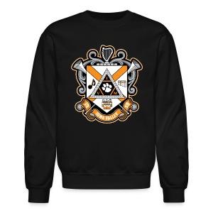 IV Music Crest Crewneck - Crewneck Sweatshirt