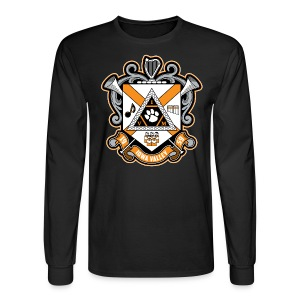 IV Music Crest Long Sleeve - Men's Long Sleeve T-Shirt