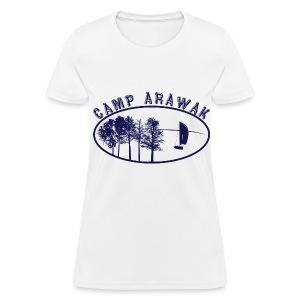 Women's Camp Arawak Tshirt - Women's T-Shirt