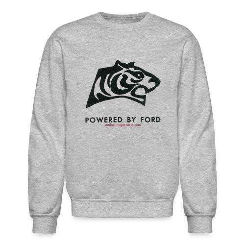 Men's Tiger: Front/Back  - Crewneck Sweatshirt