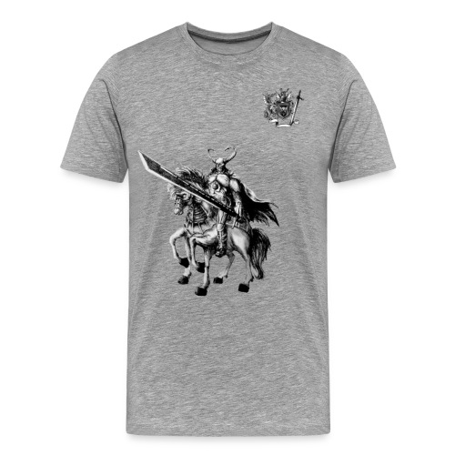 vanburman's Odin T-Shirt - Men's Premium T-Shirt