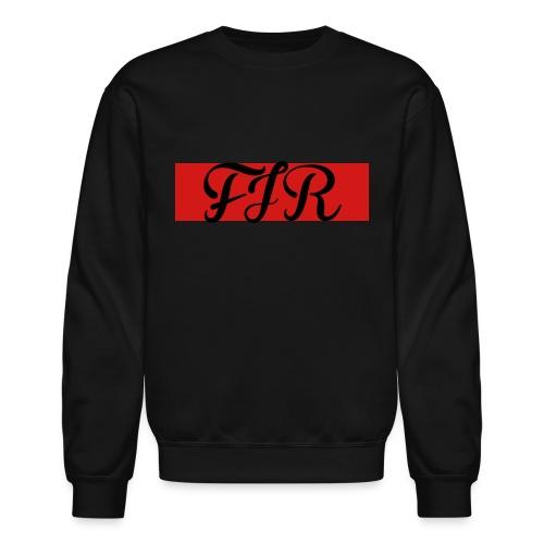 FJR Signature red box - Crewneck Sweatshirt