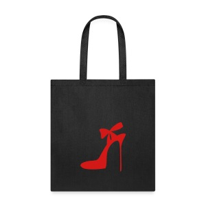 High Heel Tote - Tote Bag