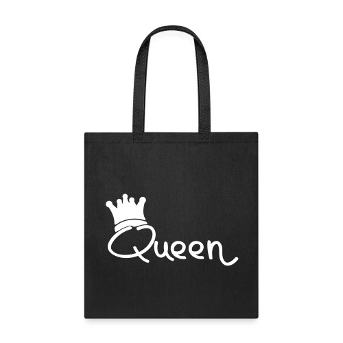 queen tote - Tote Bag