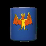 Mugs & Drinkware ~ Full Color Mug ~ Demon Bat mug