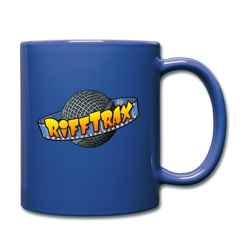 Riff Planet mug - Full Color Mug
