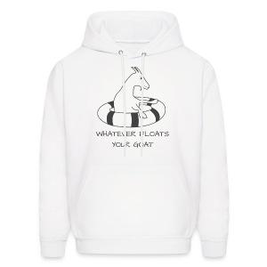 Whatever Goat - hoodie - Men's Hoodie