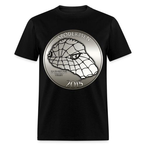 2015 Edition In Sweg We Trust - Men's T-Shirt