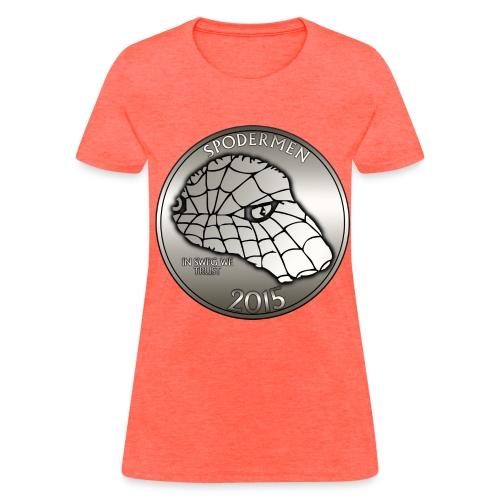 2015 Edition In Sweg We Trust - Women's T-Shirt