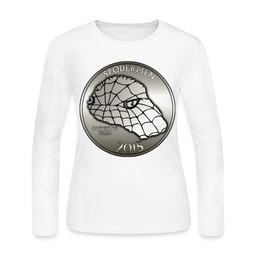 2015 Edition In Sweg We Trust - Women's Long Sleeve Jersey T-Shirt