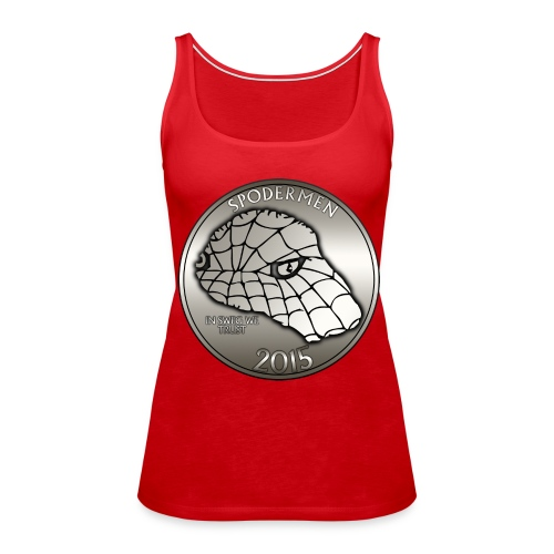 2015 Edition In Sweg We Trust - Women's Premium Tank Top