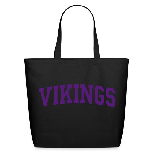 Vikings Shopping Bag - Eco-Friendly Cotton Tote