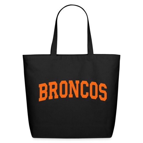 Broncos Shopping Bag - Eco-Friendly Cotton Tote