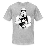 T-Shirts ~ Men's T-Shirt by American Apparel ~ Family Portrait