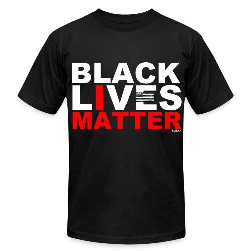 Black Lives Matter Tee - Men's  Jersey T-Shirt