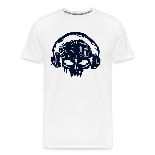 Death Music - Men's Premium T-Shirt