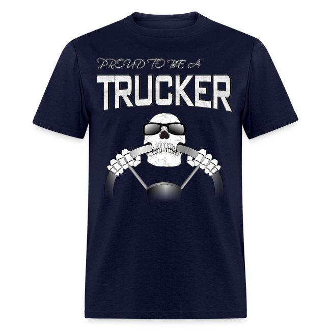 Trucker Truck Driver T-Shirts