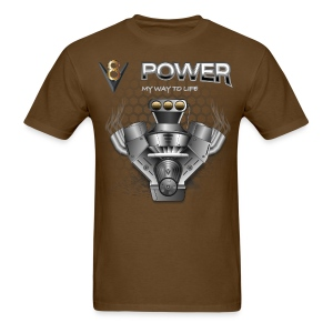 V8 Engine T-Shirts - Men's T-Shirt