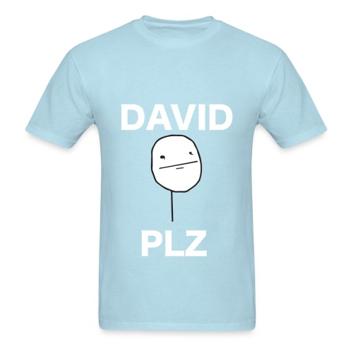 David PLZ - Men's T-Shirt