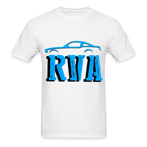 Thatdudeinblue RVA with Smurrf! - Men's T-Shirt
