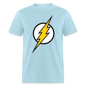 The Flash - SD Powder Blue (Men's) - Men's T-Shirt