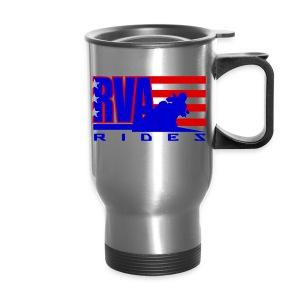 RVA Rides Travel Coffee Mug - Travel Mug