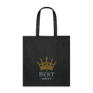 Bags & backpacks ~ Tote Bag ~ QueenBert 2015-Gold/Silver
