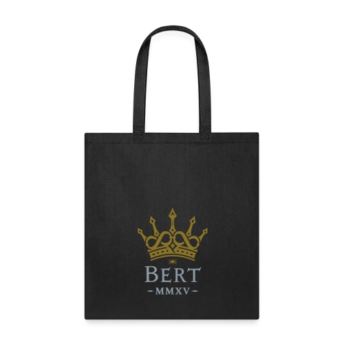 QueenBert 2015-Gold/Silver - Tote Bag