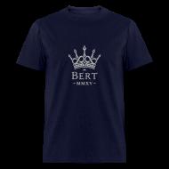 T-Shirts ~ Men's T-Shirt ~ QueenBert 2015-Silver Glitter
