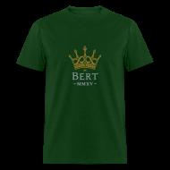 T-Shirts ~ Men's T-Shirt ~ QueenBert 2015-Gold/Silver