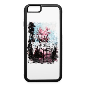 Silent in the Trees iPhone 6 case - iPhone 6/6s Rubber Case