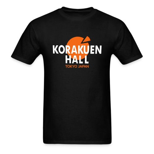 Korakuen Hall - Men's T-Shirt