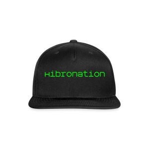 Hibronation Homie Hat - Snap-back Baseball Cap