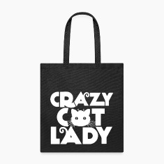 Crazy Cat Lady! Bag