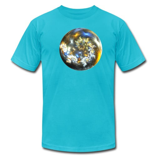 Galaxy - Men's Fine Jersey T-Shirt