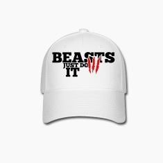 Beasts just do it Caps