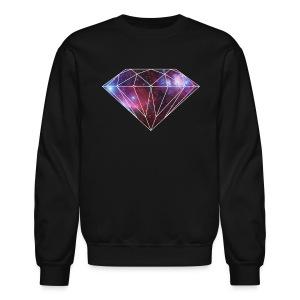 diamond respect - Crewneck Sweatshirt