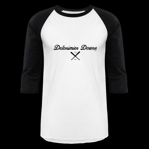 #BWDP Delorimier - T-shirt de baseball pour hommes