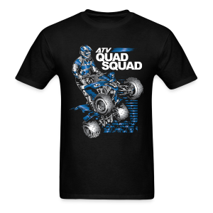 Yamaha Quad Squad - Men's T-Shirt
