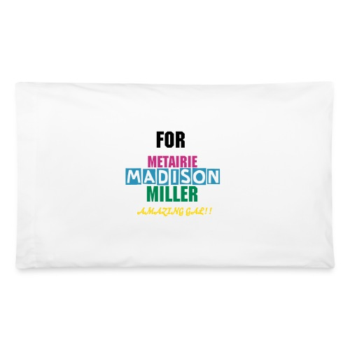 Official Madison Pillow Case!:D - Pillowcase