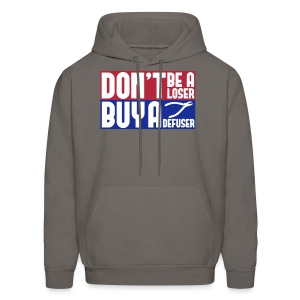 Don't Be A Loser - Men's Hoodie