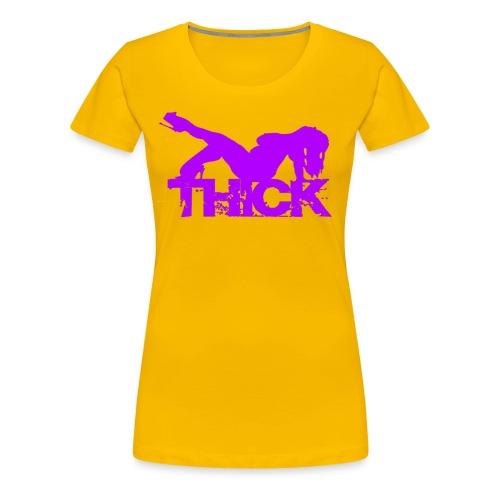 3K Thick - Women's Premium T-Shirt