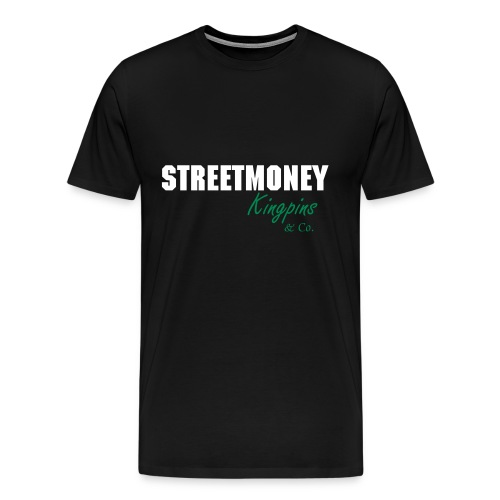 StreetMoney Kingpins T-Shirt - Men's Premium T-Shirt