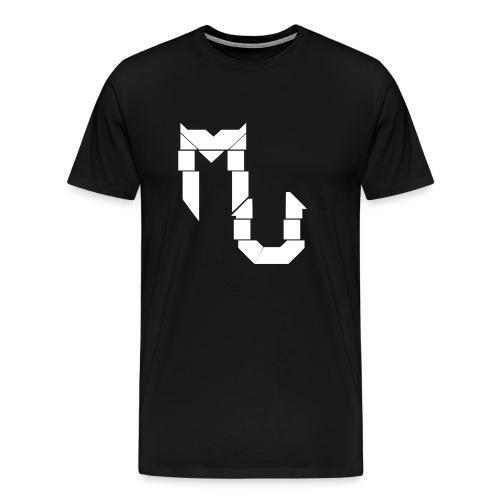 Front MU - Back Unforgotten Army - Men's Premium T-Shirt