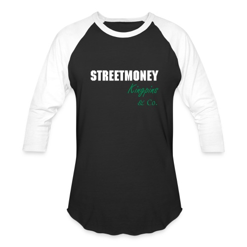 StreetMoney Kingpins Hoodie - Baseball T-Shirt
