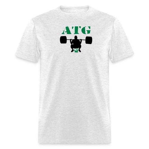 Ass To Grass T-shirt - Light Grey - Men's T-Shirt