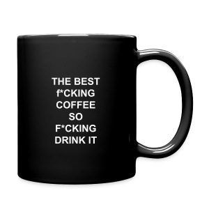 The Sarcasm Shooter Coffee Mug - Full Color Mug